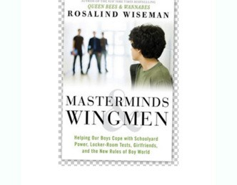 'Boys have deep emotional lives' - My interview with Rosalind Wiseman