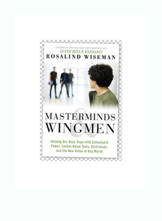 'Boys have deep emotional lives' – My interview with Rosalind Wiseman